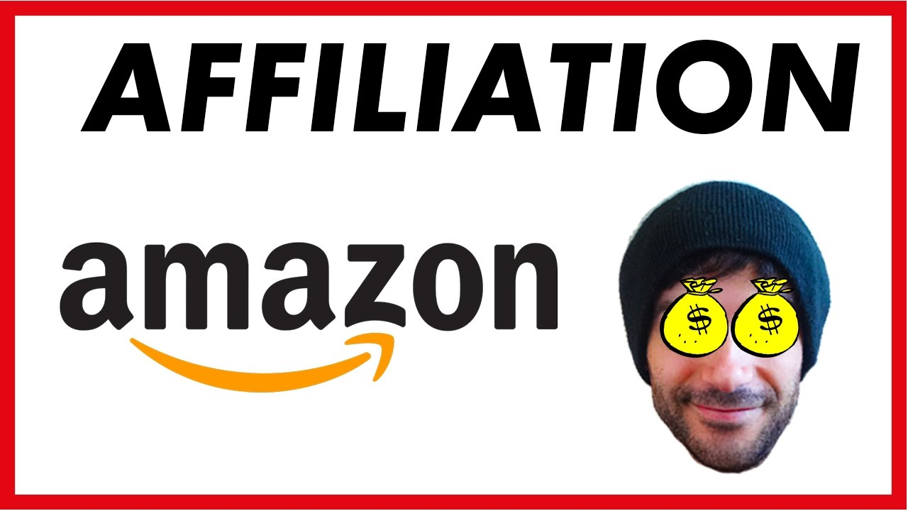 L'AFFILIATION AMAZON PARTENAIRE (TUTO)