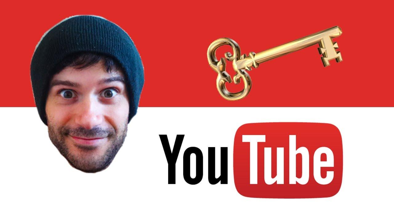 Mots clés sur Youtube