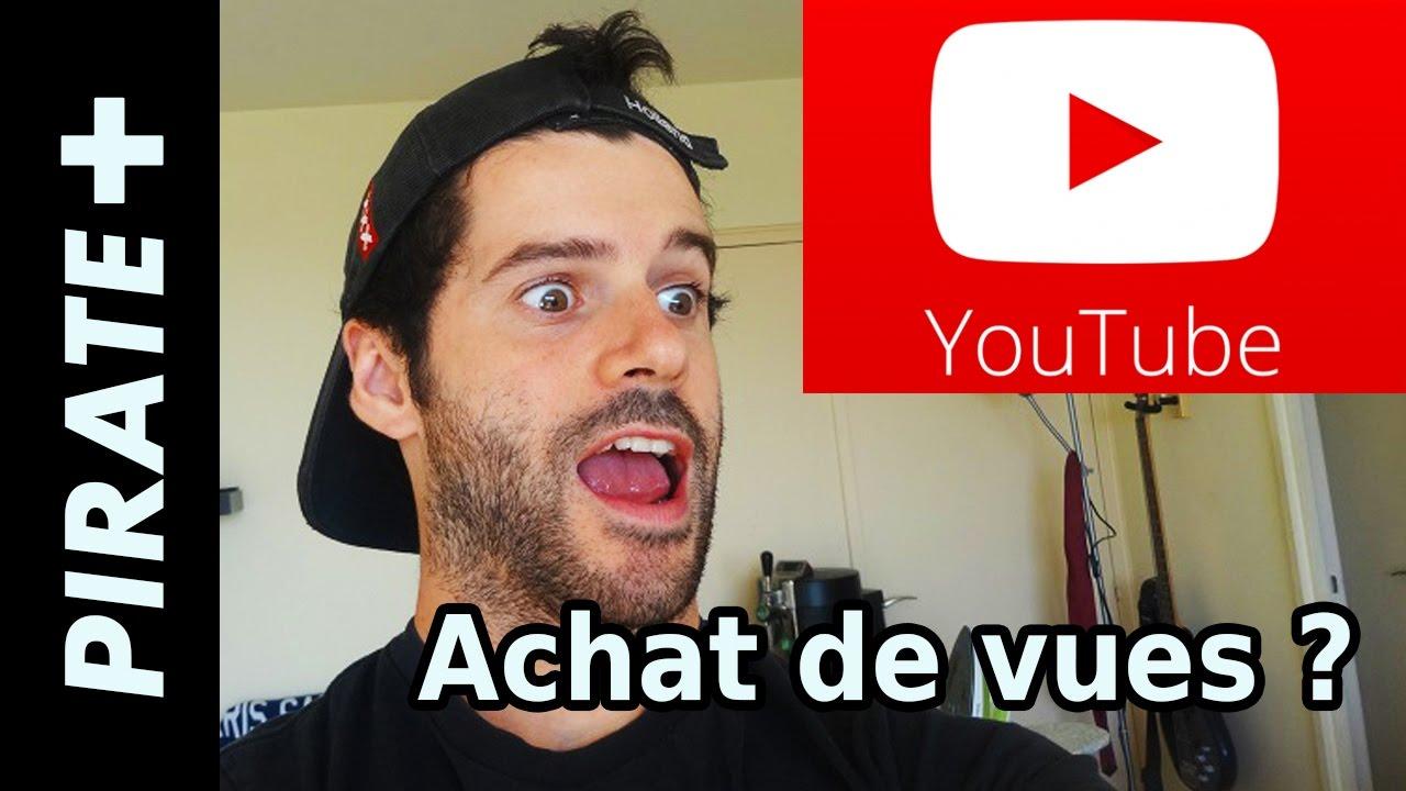 acheter des vues sur Youtube