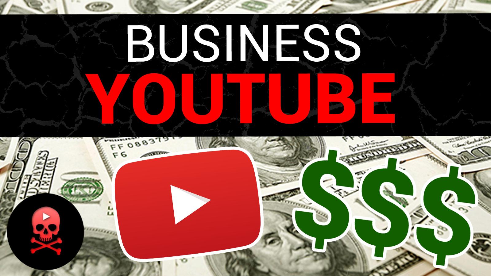 créer un business sur youtube