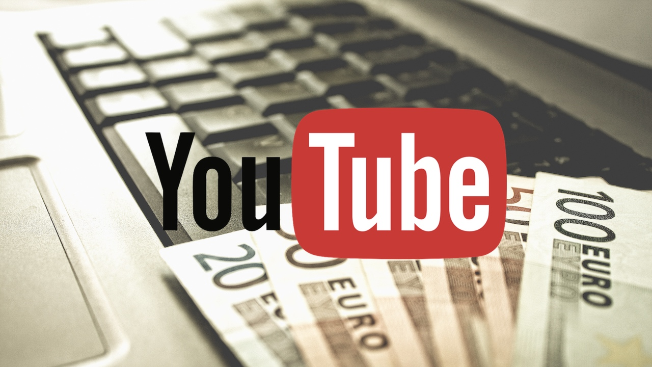 argent sur youtube