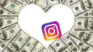 gagner de l'argent sur instagram