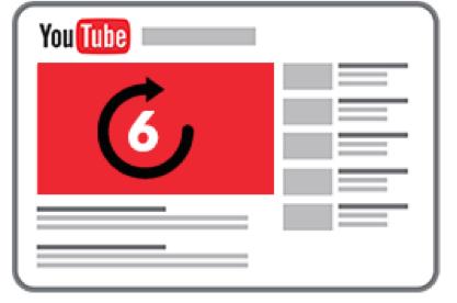 Publicité youtube bumper
