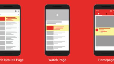 format publicité youtube