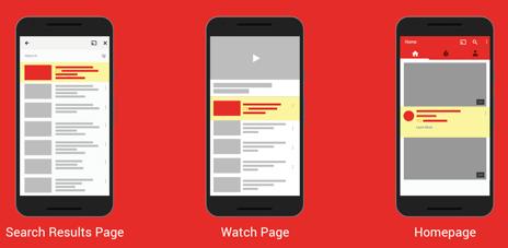 Les formats de publicité Youtube [annonces Youtube ads]
