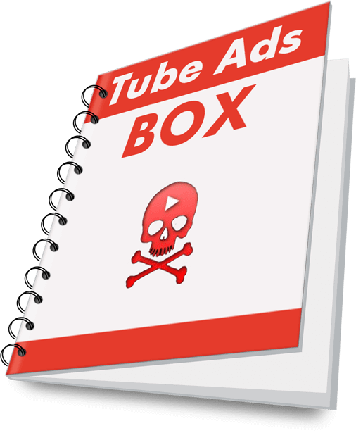 tube ads box